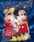 SPIRIT of MICKEY MOUSE & MINNIE stuffed plush beanbag DISNEY Dolls