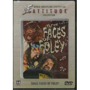 Mick Foley 3 Faces of Foley WWF WWE Brand New Sealed