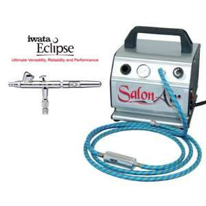 Airbrush Depot KIT 4213 60 HP BS 0.35mm Eclipse Airbrush ABD / IWATA