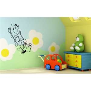 Care Bears Wall Mural Vinyl Sticker Kids Room S. 1628
