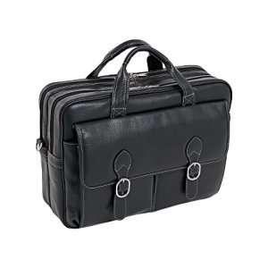 Briefcase Kenwood Laptop Bag Organizer Case #1556
