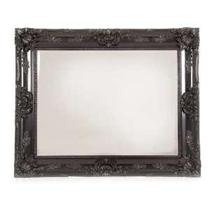 modern contemporary black Baroque antique wall Mirrors