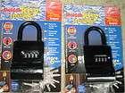 DUTY 2 Key Lock Box ShurLok lockboxes storage boxes supra real estate