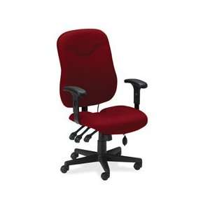 Mayline Group Products   Executive High back Chair, 26x26