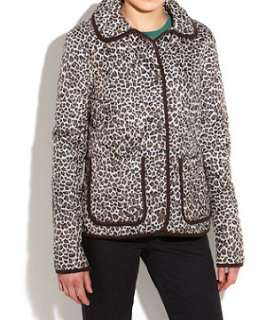 null (Multi Col) Leopard Print Jacket  242365599  New Look
