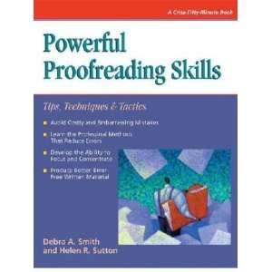 Powerful Proofreading Skills **ISBN 9781560522591