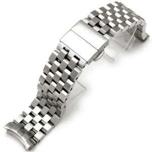 22mm SUPER Engineer Type II Solid Stainless Steel Watch
