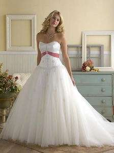 Bride Bridesmaid Wedding Gown Prom Ball Evening Dress
