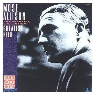 Your Mind Is on Vacation: Mose Allison: Music