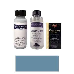 2 Oz. Ultramarine Blue Metallic Paint Bottle Kit for 1978