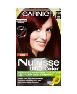 Garnier Nutrisse Ultra Color Nourishing Permanent Hair Colour 2.60