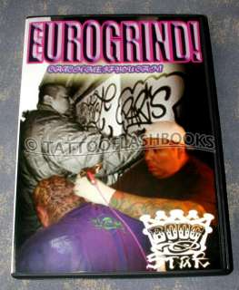 BOOG Chicano Gangster Cholo TATTOO Hispanic DVD no book
