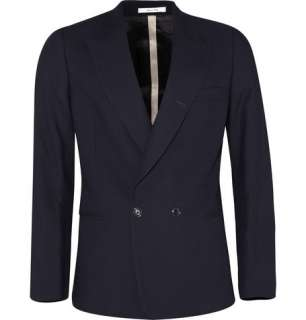 Blazers  Single breasted  Double Breasted Wool Jacket