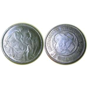 Replica Switzerland 5 Francs 1865 Everything Else