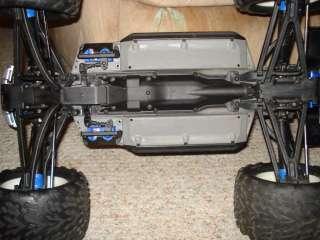Revo 5608 Brushless Castle Creations Mamba Monster Truck E Maxx