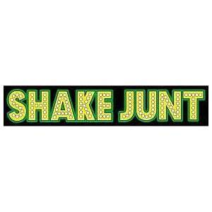Shake Junt Refresh Yo Deck 32 Sticker: Sports & Outdoors