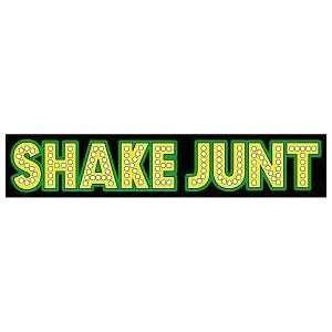 Shake Junt Refresh Yo Deck 32 Sticker: Sports & Outdoors