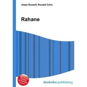 Rahane: Ronald Cohn Jesse Russell: Books