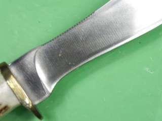 German Germany Solingen BUCK CREEK Hunting Bone Knife