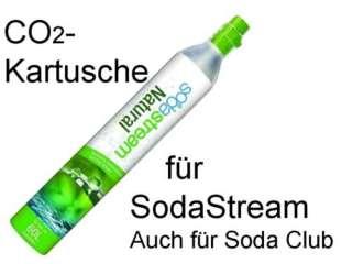 Soda Club SodaStream CO2 Reserve Zylinder voll 60L NEU