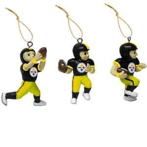 Pittsburgh Steelers Football Player Ornaments  Sports
