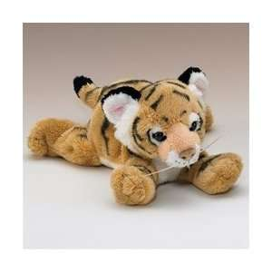 9 Inch Plush Tiger Cub By Wildlife Artists Toys & Games