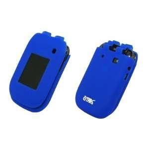 com EMPIRE Blue Silicone Skin Case Cover for Sprint BlackBerry Style