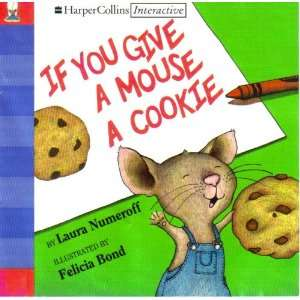 If You Give A Mouse A Cookie   Windows/MAC Laura Numeroff