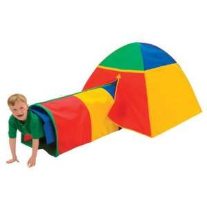 Kids Cabana and Multi Color Tunnel: Home & Kitchen