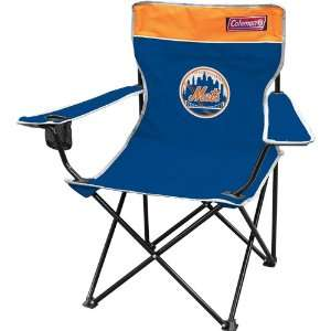 BSS   New York Mets MLB Broadband Quad Tailgate Chair