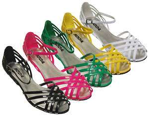 Womens fashion low heel wedge shoes strappy sandals,CG