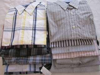 NWT Tommy Hilfiger short sleeve shirt, Tommy Logo shirts sizes S XXL