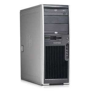 HP XW4600 Intel Core 2 Duo 2.33 Ghz, 3 GB, 232 GB Hard Drive
