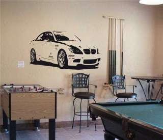 SUBARU RALLY Wall Decor Vinyl Decal Sticker Car 43