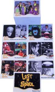 Complete Lost in Space Rittenhouse 90 Card Set