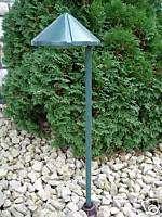landscape lighting low voltage Path Area light PEGASUS green aluminum