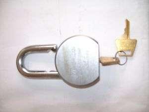American lock company series 700 USA Hardened lock. 1 lock 2 key
