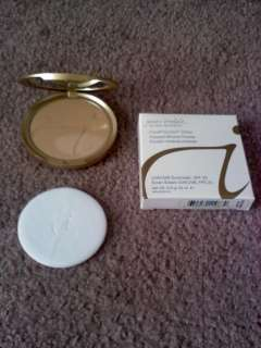 Iredale Pure Pressed Base Foundation Refillable Compact Choose Shade