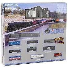 Bachmann   Empire Builder Electric Train Set   Bachmann 1012401