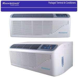Ramsond Packaged Terminal Air Conditioning (PTAC) 12,000 BTU (1 Ton