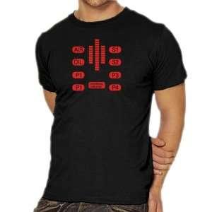 Knight Rider  Kitt Control T Shirt S XXXL div. Farben