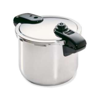 Presto Pro 8 qt. Stainless Steel Cooker 01370 at The Home Depot