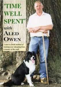 TIME WELL SPENT new Border Collie Sheepdog Training DVD