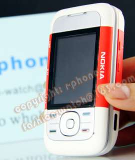 NOKIA 5300 Mobile Cell Phone XpressMusic  Unlocked GSM Quadband