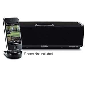 Yamaha PDX 60BL Docking Speaker System   iPod/iPhone Compatibility