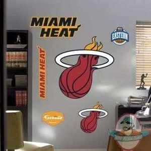 Miami Heat Logo Fathead full size Brand New Lebron