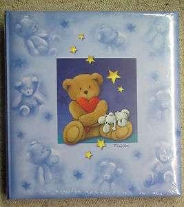 Goldbuch Fotoalbum Baby Fotobuch Album Teddy blau 15236 4009835152362
