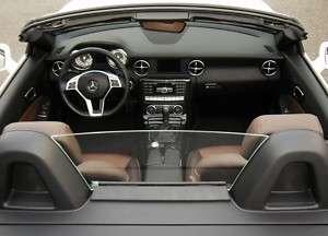 Windschott SLK 172, Mercedes Benz, Orginal Car Glas