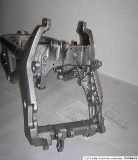 Rahmen + Brief & Schein Suzuki SV 650 S/N Bj. 99   02