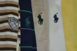 Lot of 5~Polo Ralph Lauren Mens Golf Shirts Short Sleeve Pique Size XL